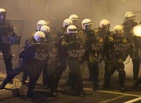 Jason Bourne riot
