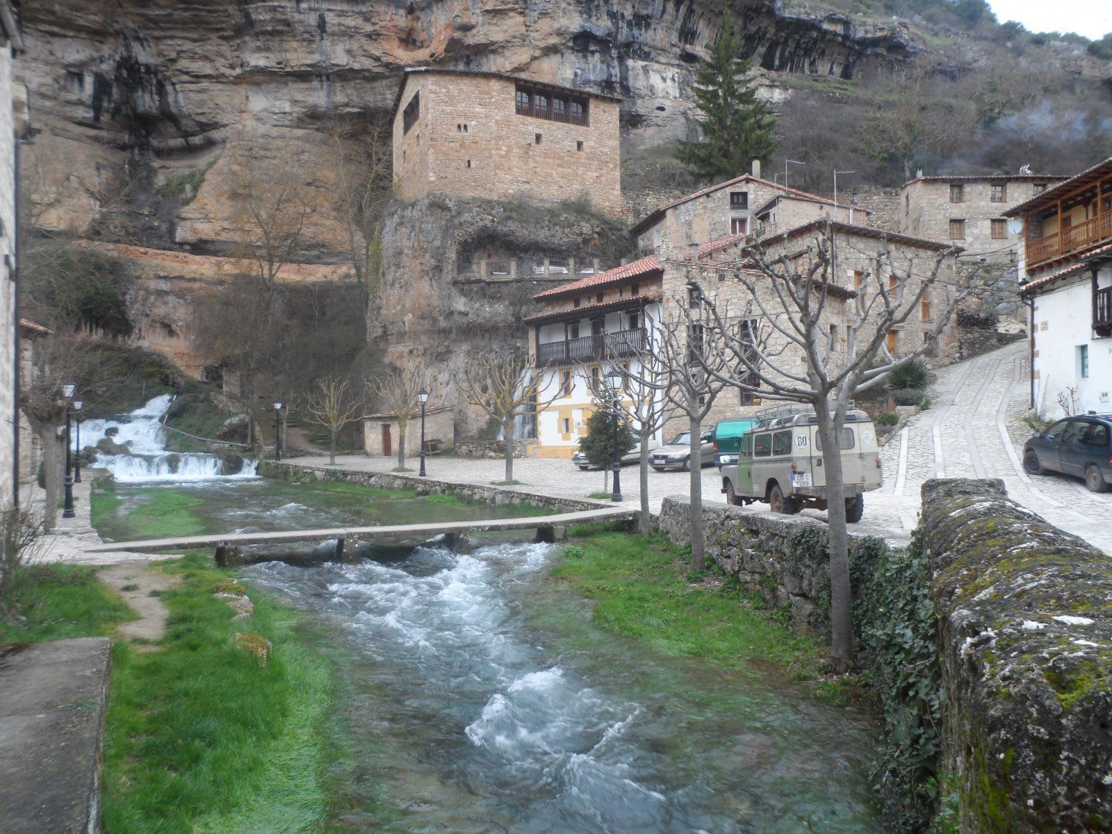Orbaneja village