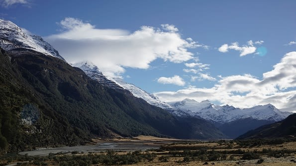 Rees Valley NZ