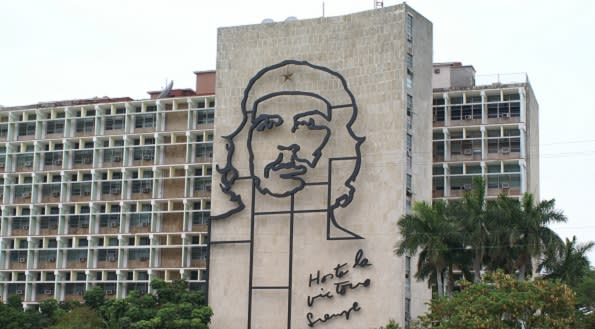 Cuba building