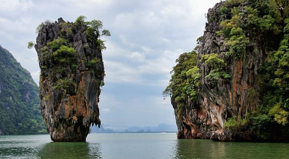 Thailand's top filming locations