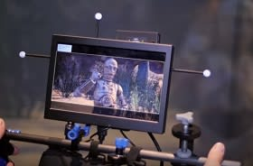 Can holographic sets revolutionise pre-production?