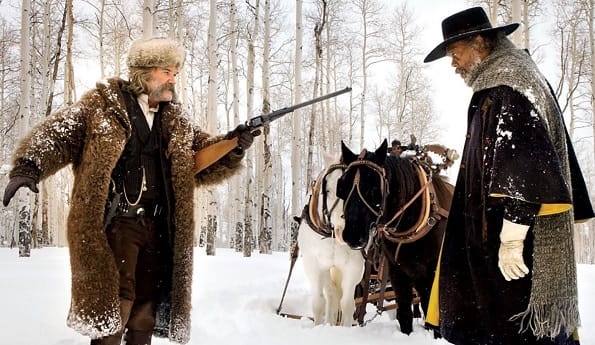 Hateful Eight Russell and Jackson