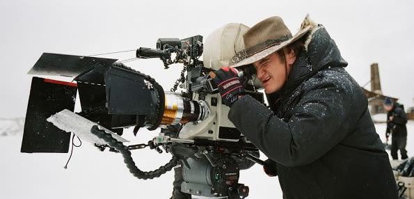 Tarantino on location