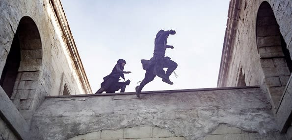 Assassin's Creed chase