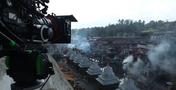 Doctor Strange in Kathmandu