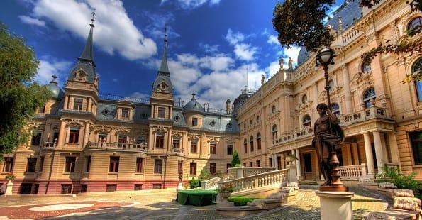 Lodz palace