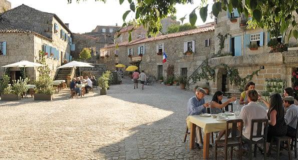 northern Portugal village