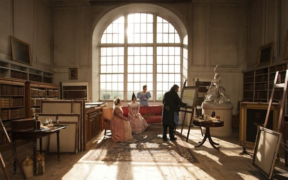 Where the Oscar hopefuls shot their films...