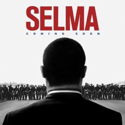 Martin Luther King Selma film copyright