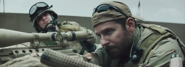 American military genre plateaus with 13 Hours