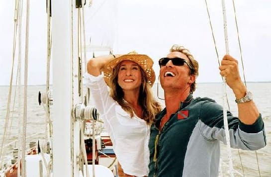 Failure to Launch with Matthew McConaughey  filmed in Delaware