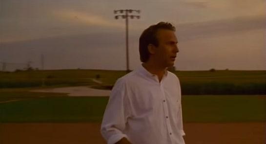 Kevin Costner Field of Dreams filmed in Iowa