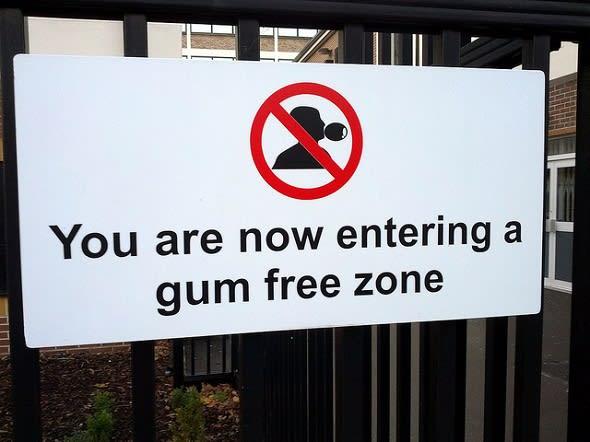 chewing gum singapore