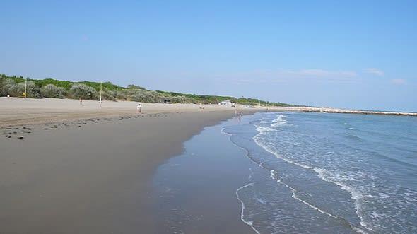 Eraclea beach