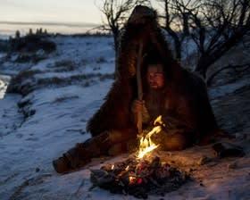 Leonardo DiCaprio films Alberta's wilderness for The Revenant