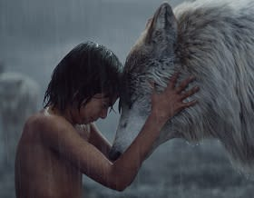 The Jungle Book filmed in Los Angeles studio
