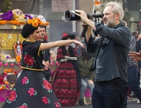 "Sam Mendes: ""Getting Bond right is a real high"""
