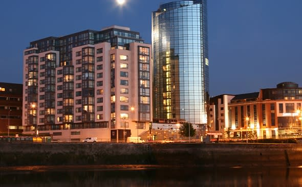 Riverboat Quay. Limerick