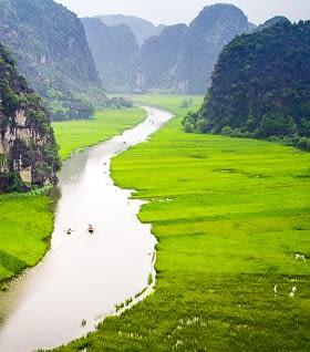 Vietnam Pan location