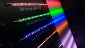 LED variable colour