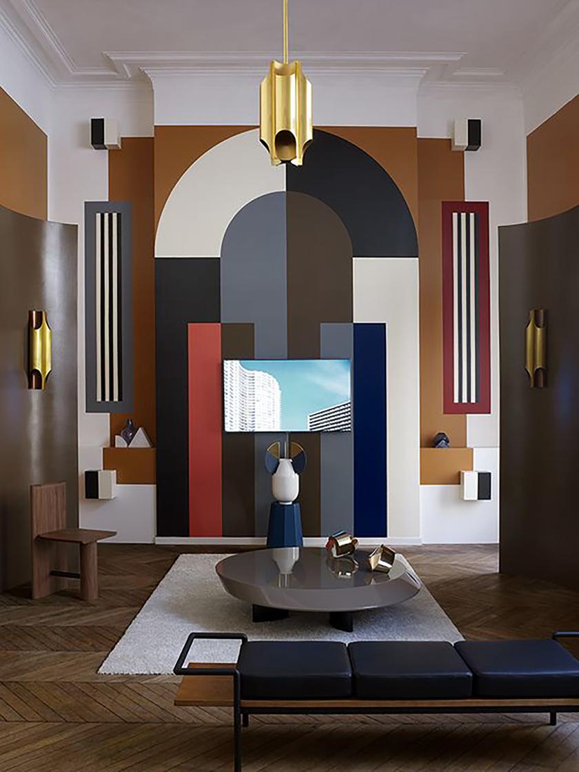 Art Deco in the interior