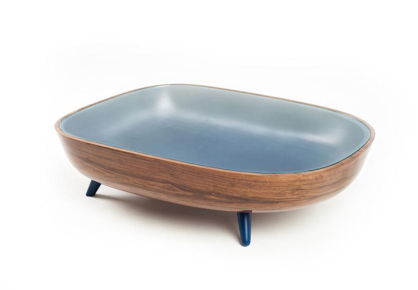 Кофейный столик | Студия дизайна Юрия Зименко