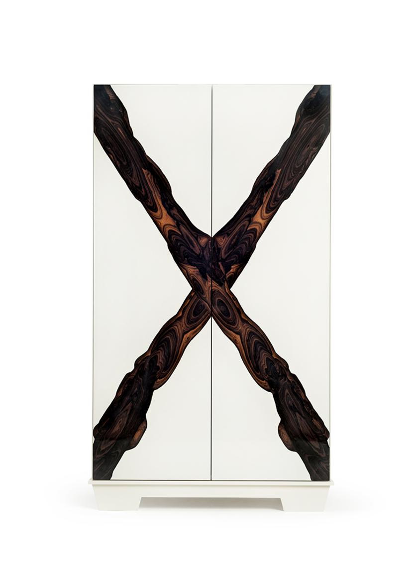 The closet «X»