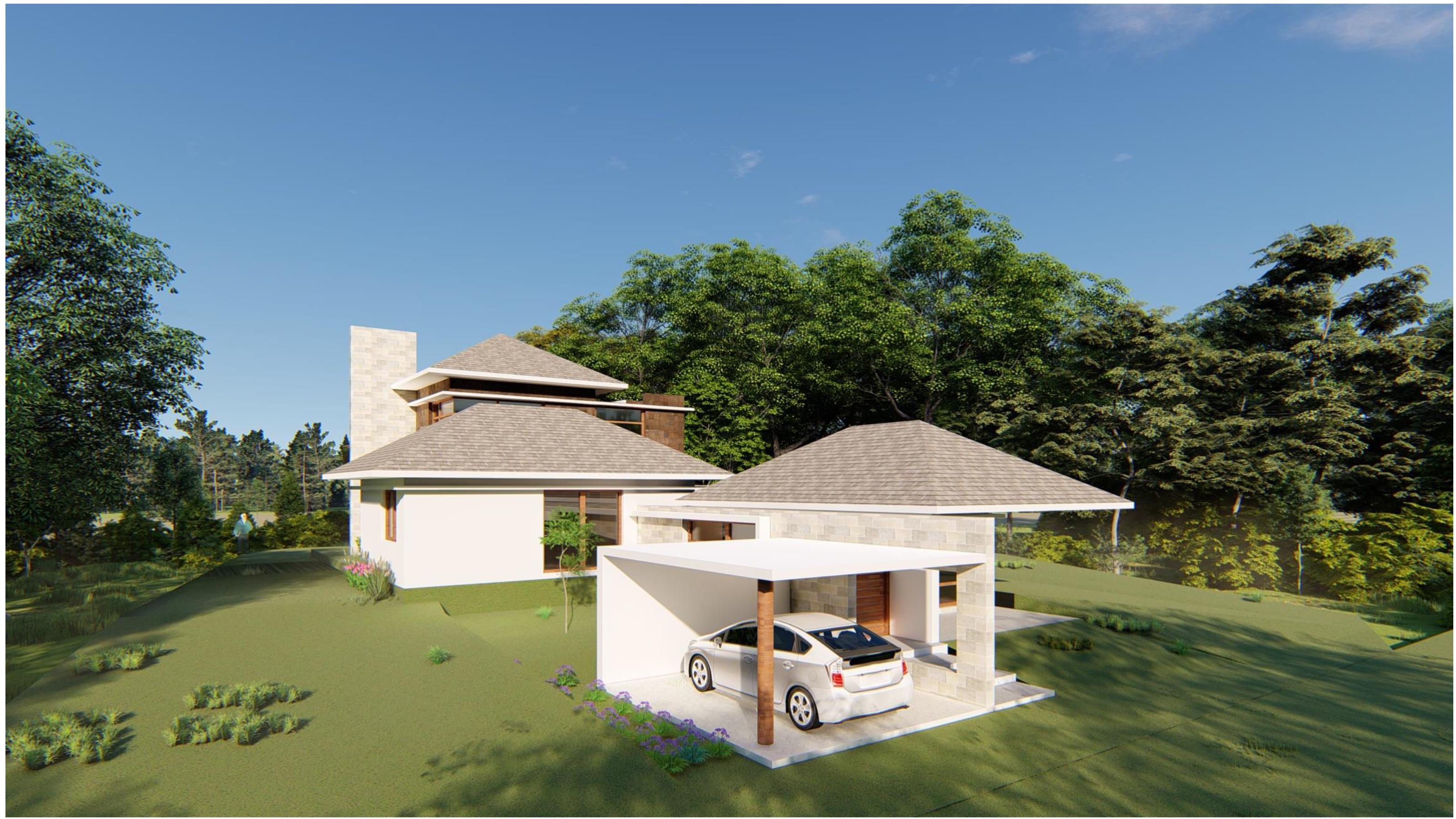 Villa property for sale in Kotagiri