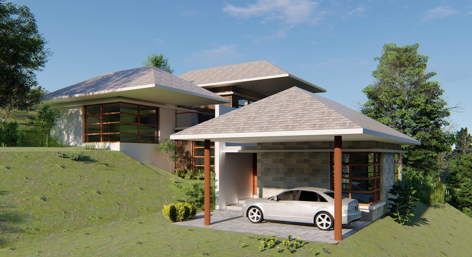 Gated community villas in Nilgiris