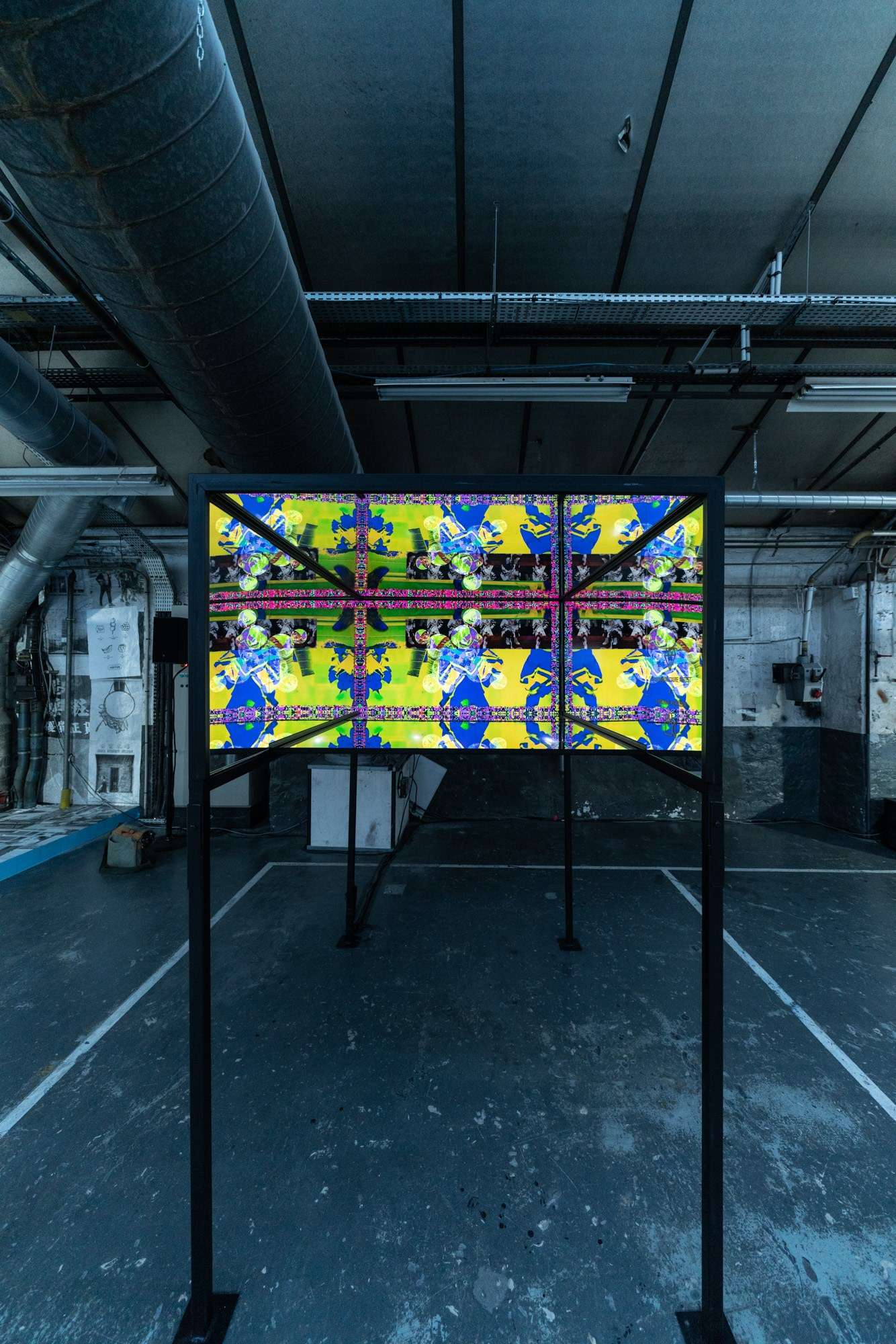 michael-renassia-le-diamantaire-trajectoire-studio-installation-video