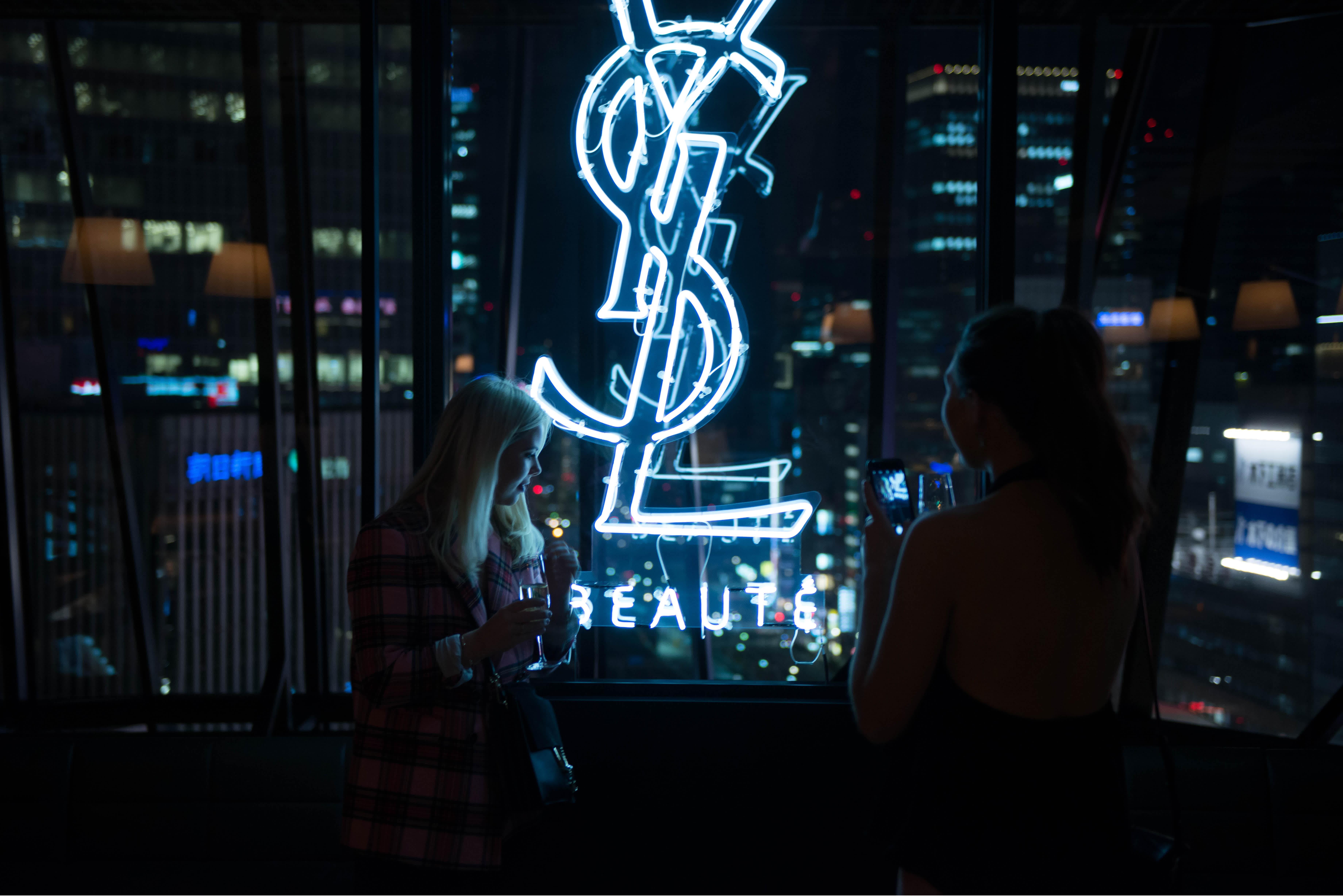 Yves Saint Laurent beauty- YSL - tokyo trip influencer - content - brand content - logistic - sato creative