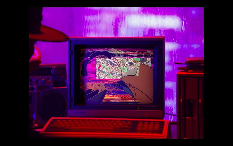 Doraemon - Michael Renassia - video performer - digital work