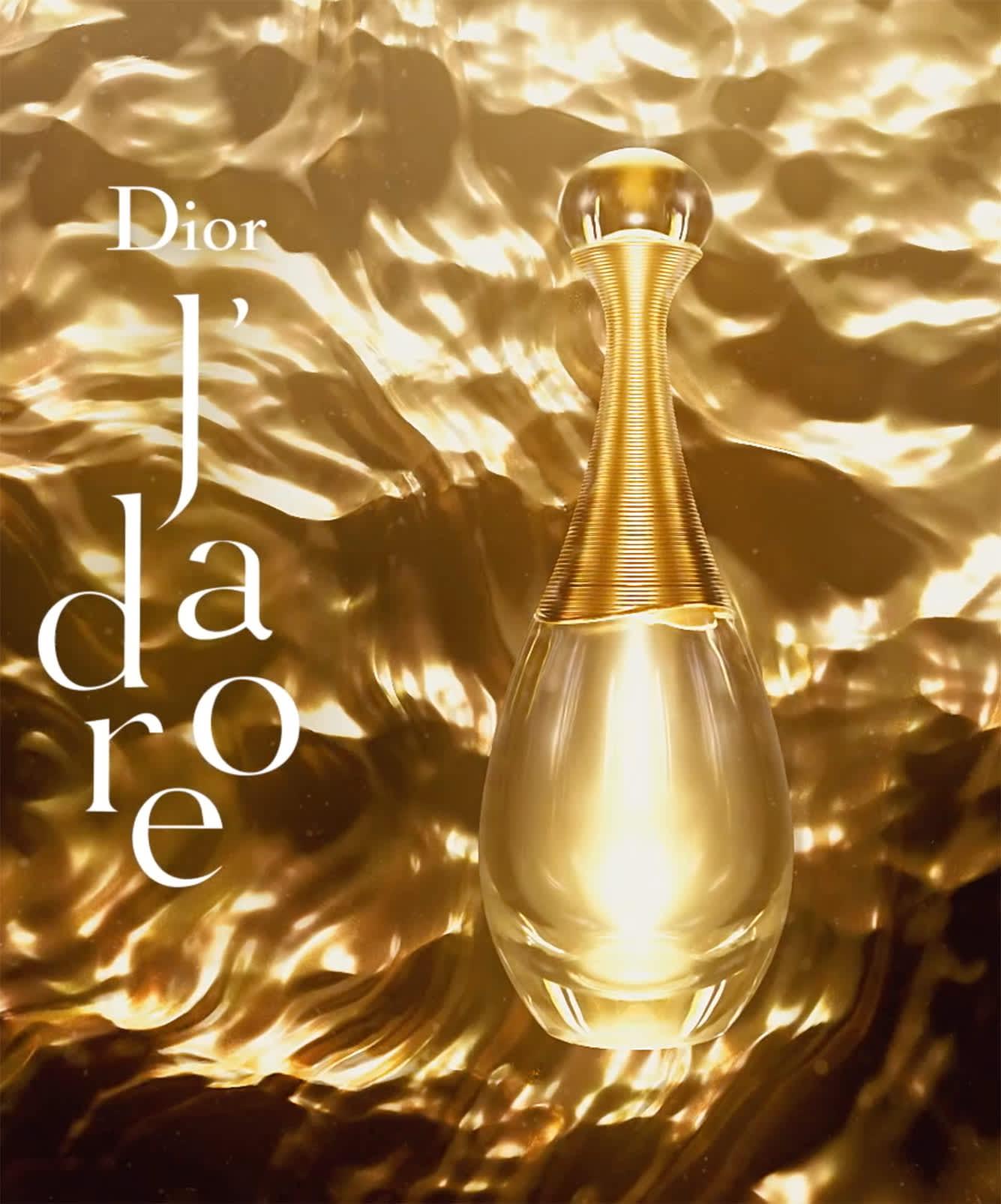 Dior - j'adore - Romain Gavras -  Kouhei Nakama - Motion design - Perfume