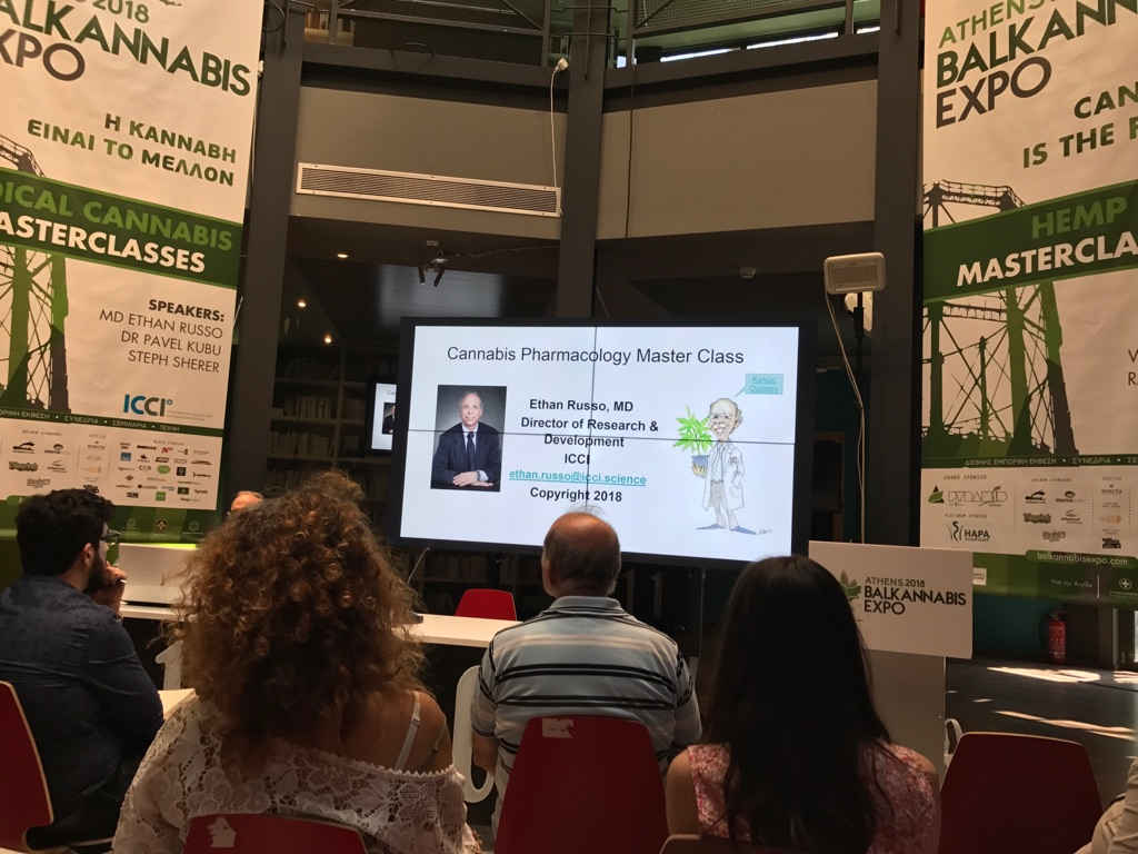 Ιατρικά Σεμινάρια @ Balkannabis Expo 3