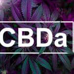 Τι είναι το CBDa και τι κάνει 3