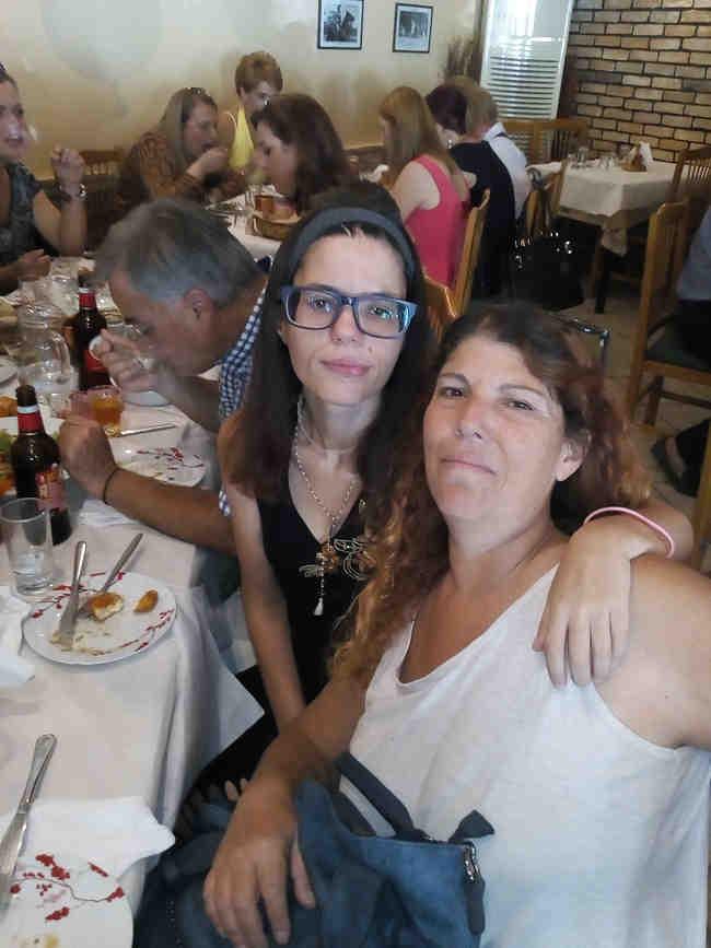 Η μητέρα Ζήνα Λιακάκου και η κόρη Αντιγόνη (Σύνδρομο Lennox Gastaut) 9