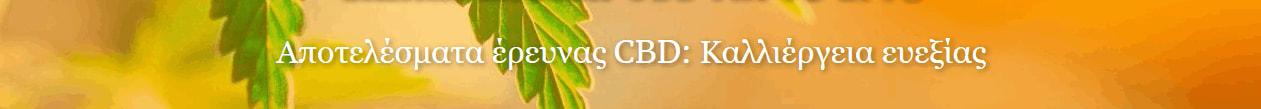 ΈΡΕΥΝΑ Κανναβιδιόλης (CBD)- Καλλιέργεια Ευεξίας2