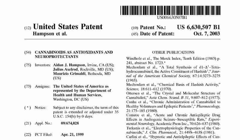 Διπλώματα Ευρεσιτεχνίας στις Η.Π.Α. 1