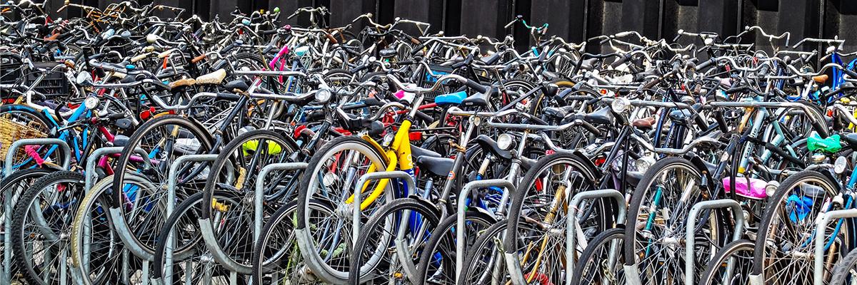 Energic parking vélo
