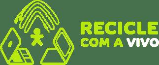 Logo da Vivo Recicle