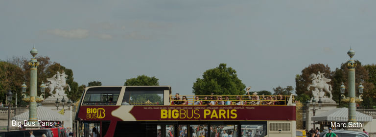Big Bus Paris Marc Sethi