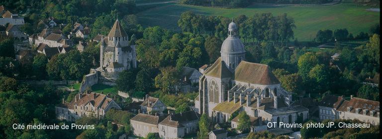 Cité médiévale de Provins OT Provins, photo JP. Chasseau