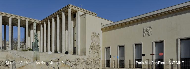Musée d'Art Moderne de la ville de Paris Paris Musées/Pierre ANTOINE