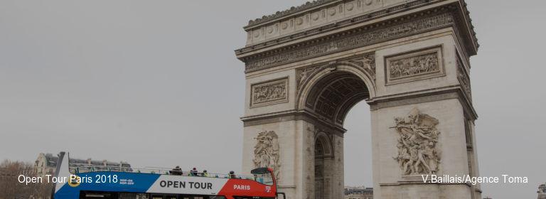 Open Tour Paris 2018 V.Baillais/Agence Toma