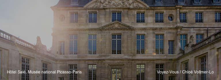 Hôtel Salé, Musée national Picasso-Paris Voyez-Vous / Chloé Vollmer-Lo