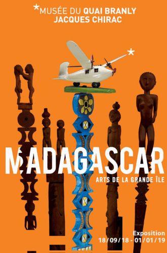 Madagascar musée quai branly