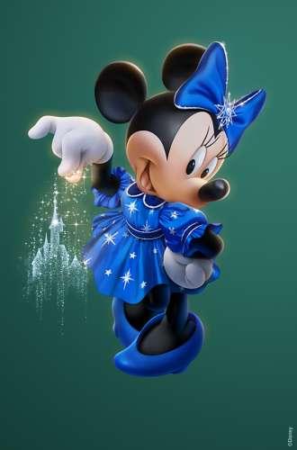 DisneyLand 2019 Minnie