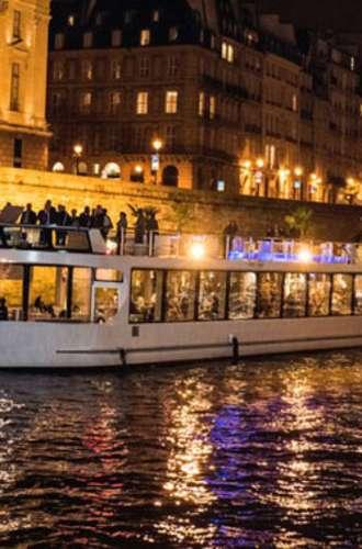 Dîner Croisière Paris - Croisi