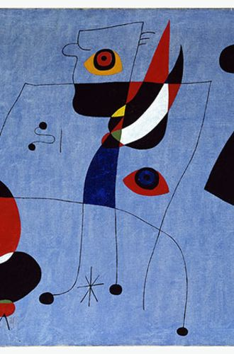 Miró Grand Palais Successió Miró - Adagp%252C Paris%252C 2018 %252F photo Calder Foundation%252C New York %252F Art Resource%252C NY